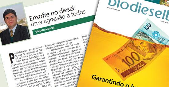 Enxofre no diesel: uma agressão a todos