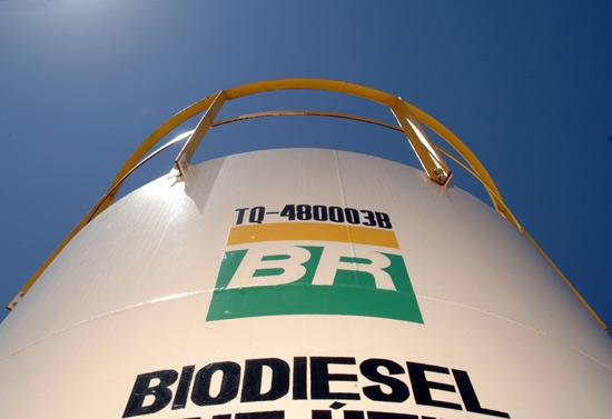 Blend diesel - biodiesel