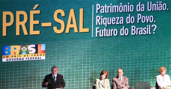 Pré-sal: futuro do Brasil?