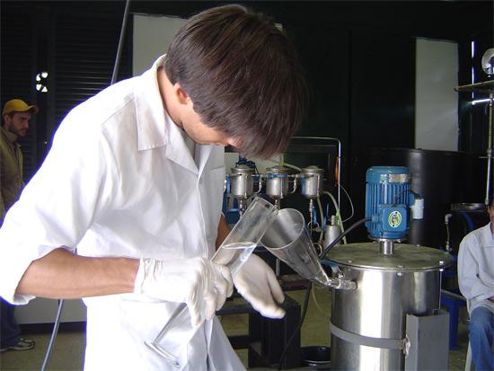 Curso de Extensão sobre Biodiesel