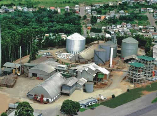 Usina de biodiesel no Rio Grande do Sul