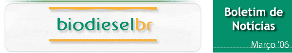 Boletim de Notícias - BiodieselBR