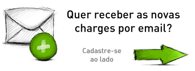 Receba as charges por email
