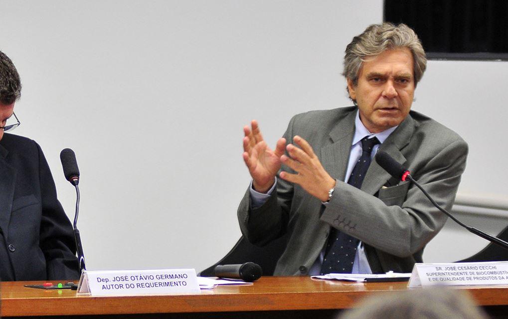 Resultado de imagem para José Cesário Cecchi anp