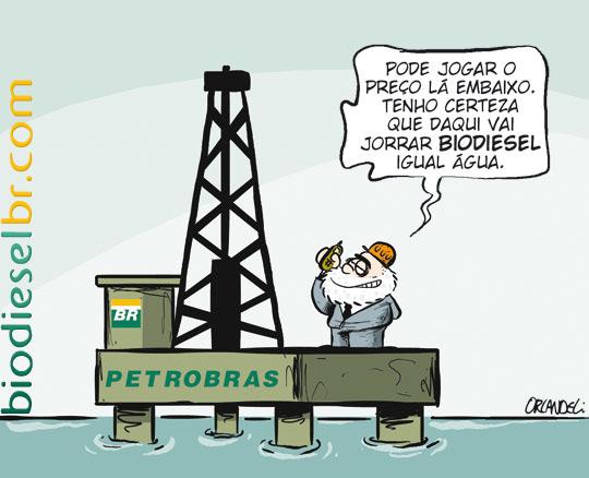 A Petrobras e o biodiesel