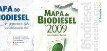 Mapas do biodiesel 2007 2008 2009 2010